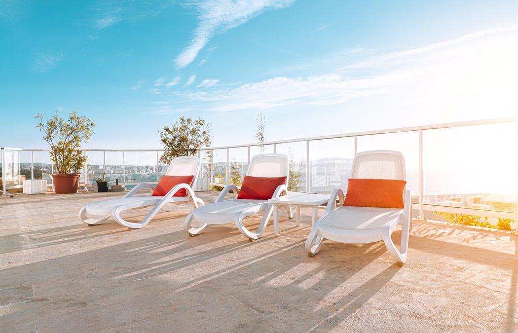 Claves para impermeabilizar una terraza o azotea